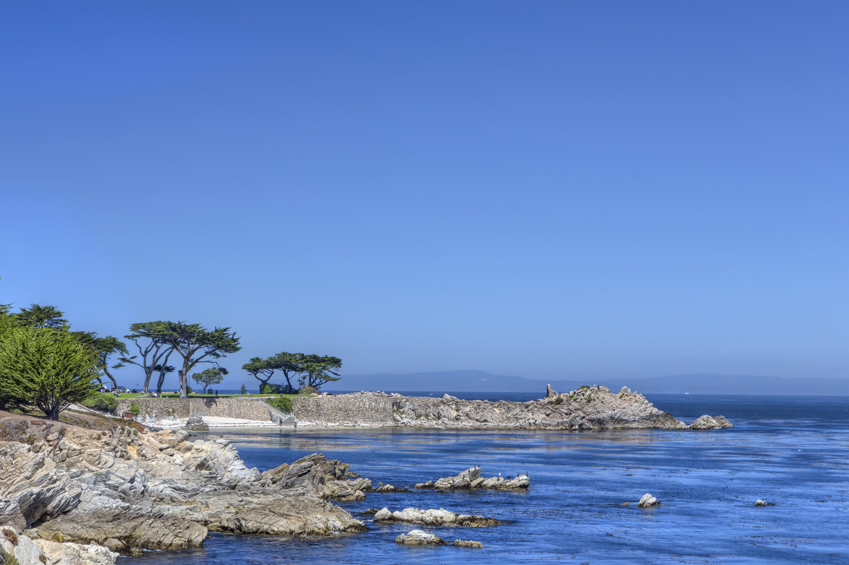 Lover S Point Park California Tide Pools